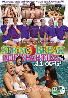 Spring Break Fuck Parties 4